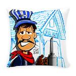 Vintage Engineers Everyday Pillow