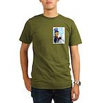 Vintage Engineers Organic Men's T-Shirt (dark)
