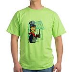 Vintage Engineers Green T-Shirt