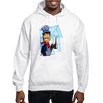 Vintage Engineers Hooded Sweatshirt