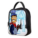 Vintage Engineers Neoprene Lunch Bag