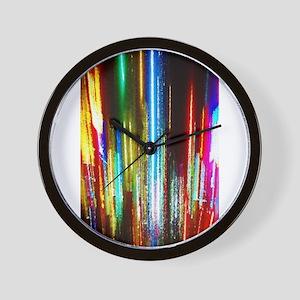 New York Lights Wall Clock