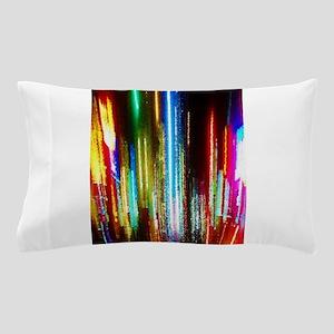 New York Lights Pillow Case