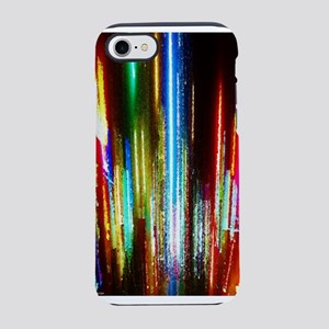 New York Lights iPhone 8/7 Tough Case