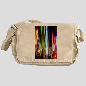 New York Lights Messenger Bag