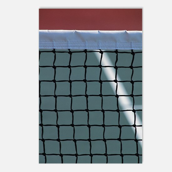 Cute Court sports Postcards (Package of 8)