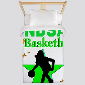 GO BASKETBALL Twin Duvet