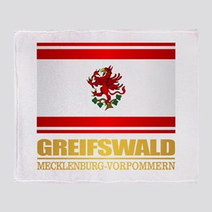 Greifswald Throw Blanket