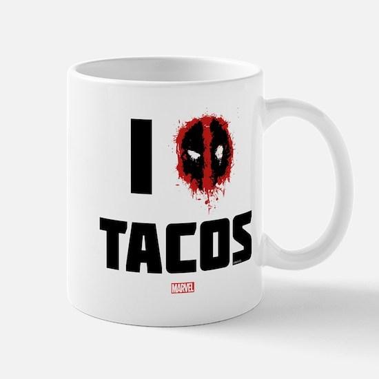 Deadpool Tacos Mug