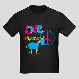 Love Peace Horses T-Shirt