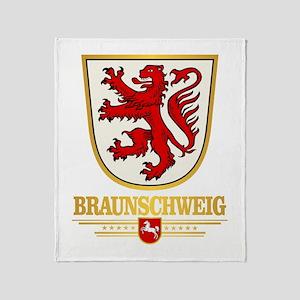 Braunschweig Throw Blanket
