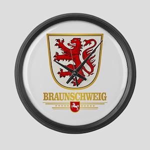 Braunschweig Large Wall Clock