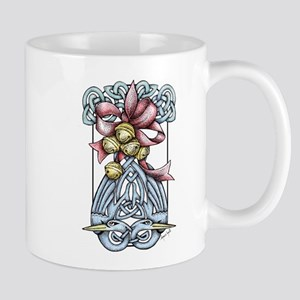 heron holiday Mugs
