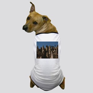 statues of erosion Dog T-Shirt
