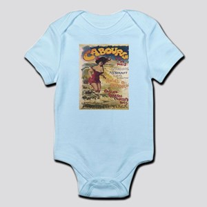 Vintage poster - Cabourg Body Suit