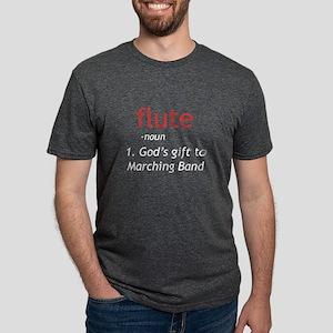 Flute Definition Women's Dark T-Shirt