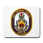 USS GEORGE PHILIP Mousepad