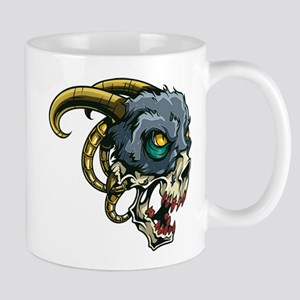 Monster Devil Ram Mugs