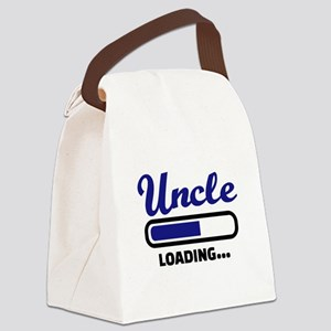 Uncle loading Canvas Lunch Bag