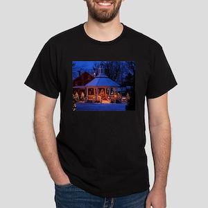Sutton Gazebo at Christmas T-Shirt