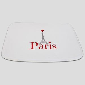 I love Paris Bathmat