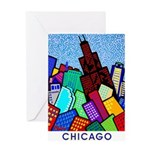 Sears Tower Greeting Card