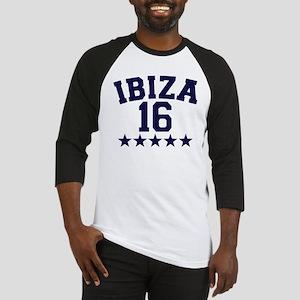 Ibiza 2016 Baseball Jersey