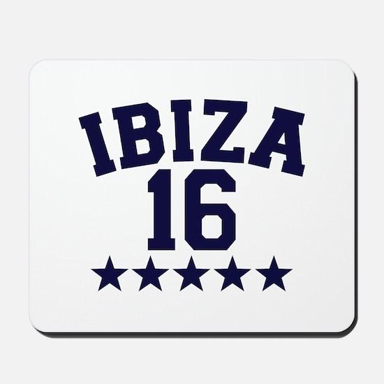 Ibiza 2016 Mousepad