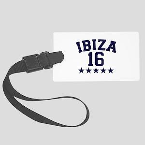 Ibiza 2016 Large Luggage Tag