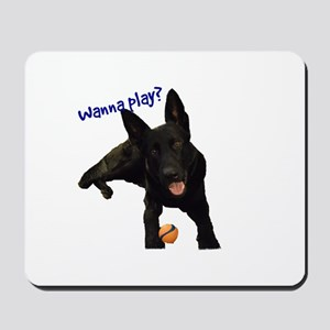 Wanna play? Mousepad