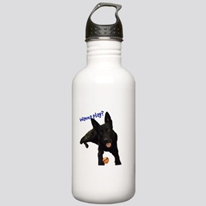 Wanna play? Stainless Water Bottle 1.0L