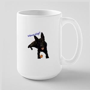 Wanna play? Mugs