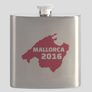 Mallorca 2016 Flask