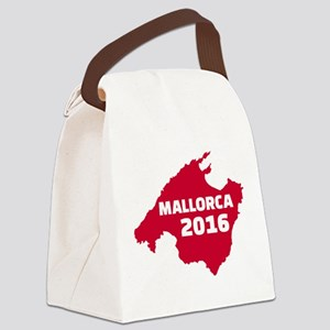 Mallorca 2016 Canvas Lunch Bag