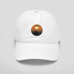Sailboat Sunset Cap