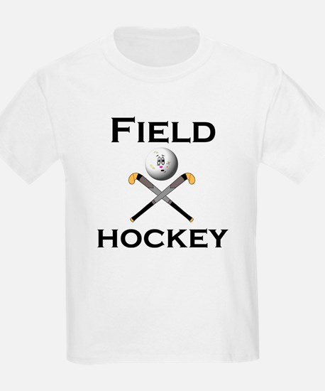 Unique Kid christmas hockey T-Shirt