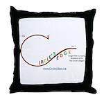Revised ATS Logo Throw Pillow