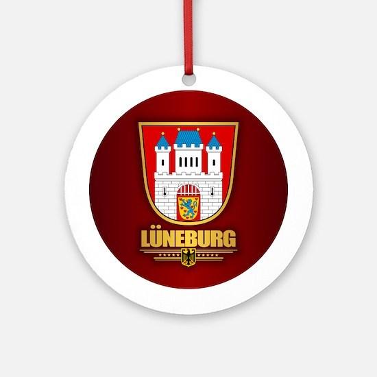 Luneburg Round Ornament