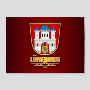 Luneburg 5'x7'Area Rug