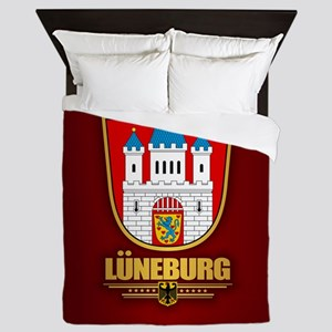 Luneburg Queen Duvet