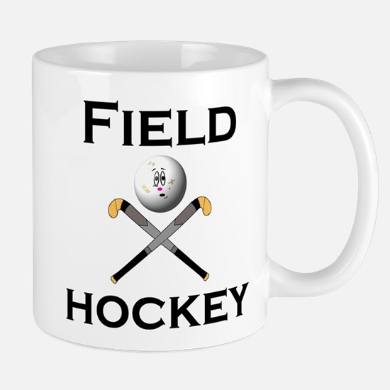 Cute Women%27s field hockey Mug