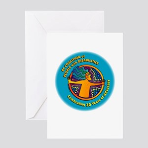 BCCPD Celebrates! Greeting Card