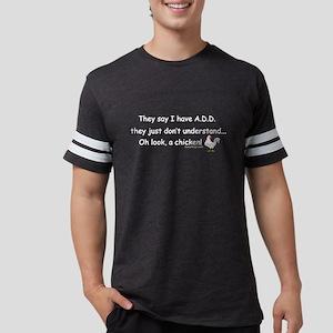 ADD Chicken Women's Dark T-Shirt
