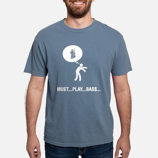 Double-Bass-Player-B T-Shirt