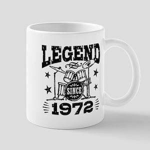 Legend Since 1972 Mug