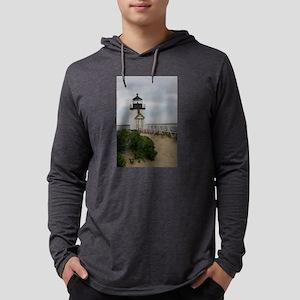 Brandt Point Lighthouse Nantucket MA Long Sleeve T