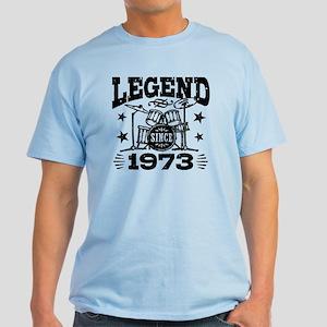 Legend Since 1973 Light T-Shirt