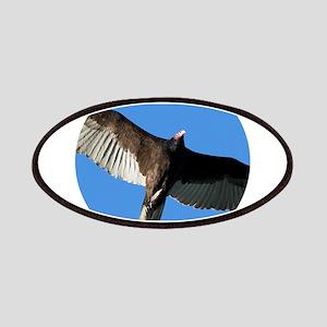 Turkey Vulture in Flight Patch