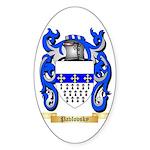 Pavlovsky Sticker (Oval 10 pk)