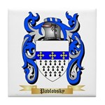 Pavlovsky Tile Coaster